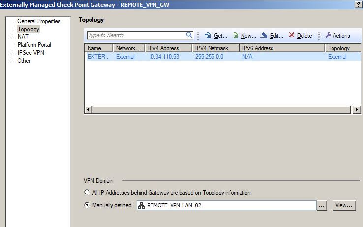 Checkpoint vpn administration guide r77